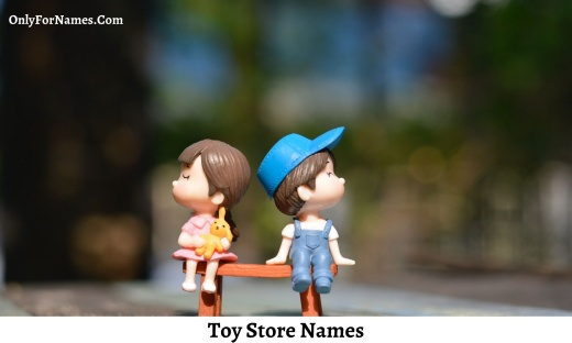 Toy Store Names